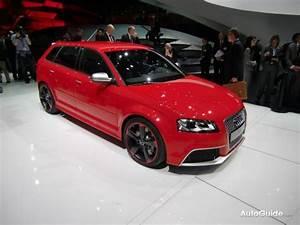 Geneva 2011  Audi Rs3 Sportback  U00bb Autoguide Com News