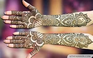 Bridal Mehndi Designs For Hands in Full Hand - Mehndi ...