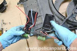 Mini R53 Cooling Fan Resistor Replacement
