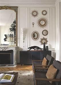 Miroir Deco Salon : miroirs oh jolis miroirs les jolies mondaines ~ Melissatoandfro.com Idées de Décoration