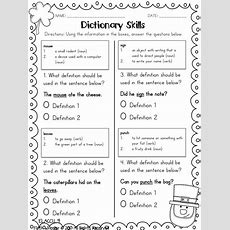 1000+ Images About Dictionary Skills On Pinterest  Alphabetical Order, Words And Definitions