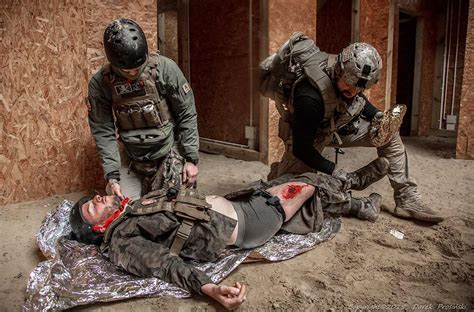 tactical combat casualty care euseca