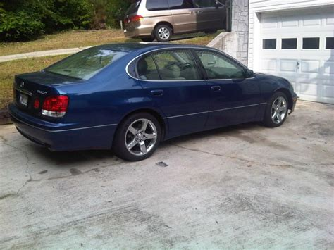 lexus gs300 blue ga 1998 lexus gs300 spectra blue 6995 club