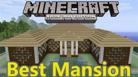 "Minecraft House Tour ""best Mansion"" Youtube"