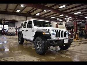 Jeep Wrangler Jl Rubicon : 2018 bright white jeep jl wrangler unlimited rubicon walk ~ Jslefanu.com Haus und Dekorationen