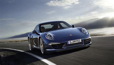 Porsche 911 Plug-in Hybrid Is Coming