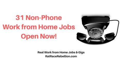 non phone work from home 31 non phone work from home open now real work from