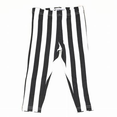 Leggings Randiga Paketpris Svart Vita Tshirt Insida