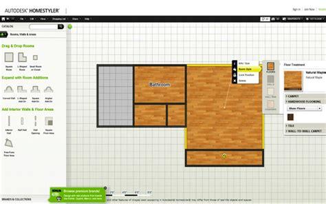 autodesk homestyler  floor planner
