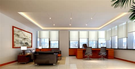modern minimalist ceo office interior design decobizz
