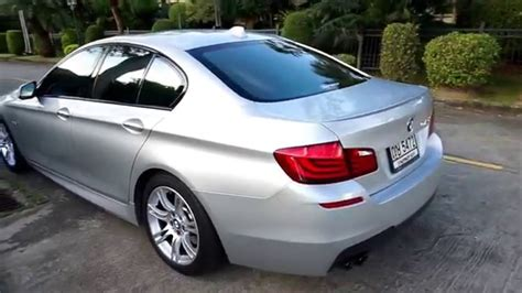 2011 Bmw 525d M Sport Pre Lci F10 รีวิว By Ks Car Reviews