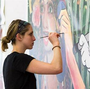 Behind Artist Allison Zuckerman U0026 39 S Rapid Rise From Gallery Assistant To The Rubell Family U0026 39 S