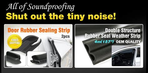 Car Door Auto Noise Rubber Wind Seal Strip 4m B Type For