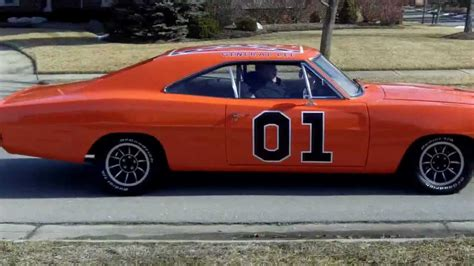 dodge charger general lee classic muscle car  sale