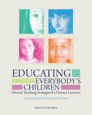 diverse teaching strategies  diverse learners