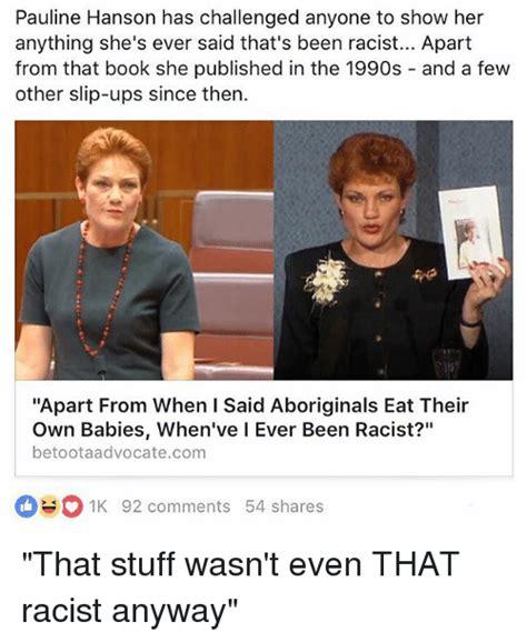 Pauline Hanson Memes - 25 best memes about pauline hanson pauline hanson memes