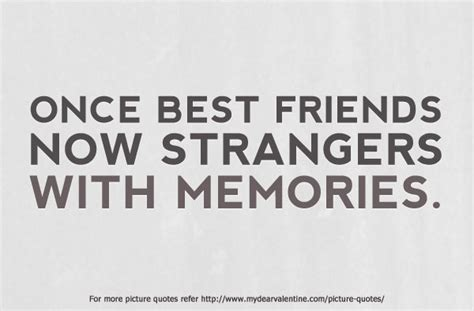 Quotes On Broken Friendships