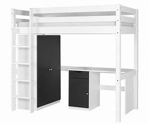 Lit Fille Ikea : superb chambre ado fille mezzanine 13 lit mezzanine ~ Premium-room.com Idées de Décoration