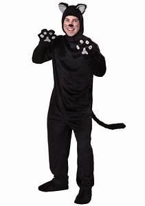 Adult Black Cat Costume