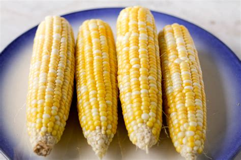 how to fry corn how to cook corn without shucking 7 steps with pictures