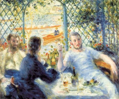 Filepierre Auguste Renoir Canotiers Déjeuner Au Bord