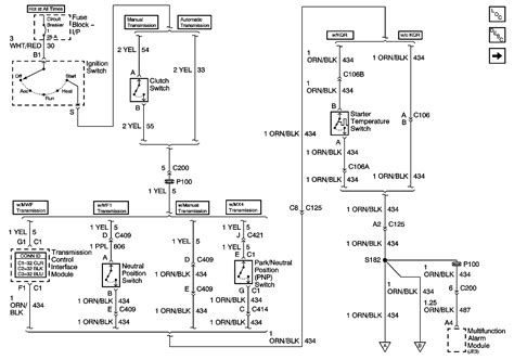 Need Neutral Start Wiring Diagram For Gmc Thanks
