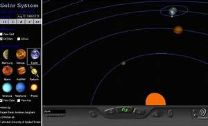Solar System 3D Simulator - Pics about space