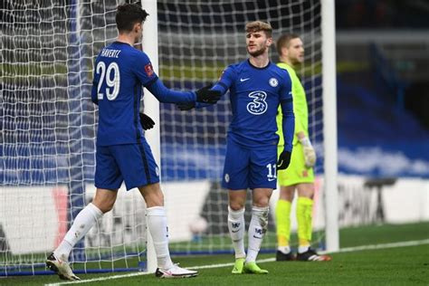 Kai Havertz and Timo Werner told FA Cup clash is crucial ...