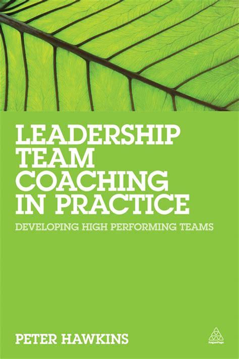 leadership team coaching  practice