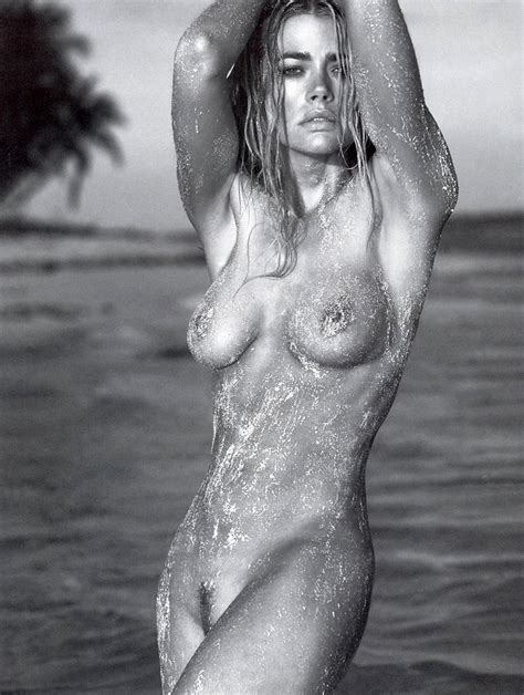 Denise Richards Naked Pussy And Topless Photos Scandal Planet