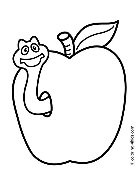 simple coloring pages for preschoolers simple coloring pages for preschoolers az coloring pages 515