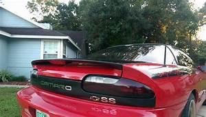 1993-2002 Oem Camaro Spoiler