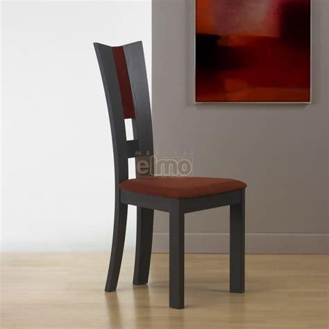 chaises salle a manger moderne chaise salle à manger moderne hêtre massif de flora