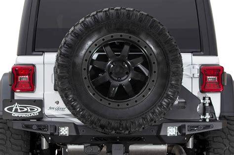 jeep wrangler jl tire carrier shop