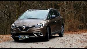 Renault Grand Scenic 2017 Review
