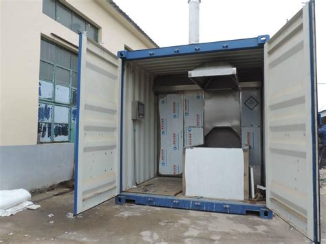Factory Of Cremation Machine Mobile For Human From China