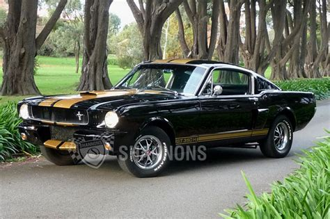 Ford Mustang Hertz by Sold Ford Mustang Hertz Replica Fastback Lhd Auctions