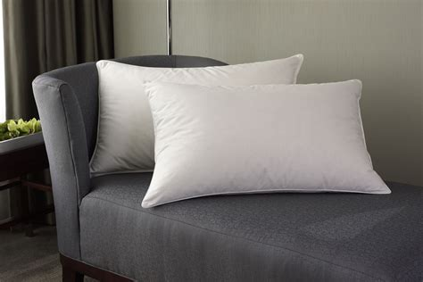 bed pillows on feather pillow westin hotel