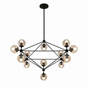 Edge Lighting Bola Bola Suspension By Edge Lighting Bola S 10 Sm Bk