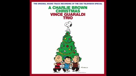 A Charlie Brown Christmas Full Album By The Vince Guaraldi