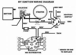 32 Chevy Hei Distributor Wiring Diagram