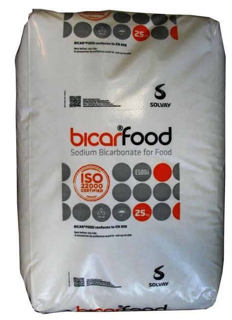bicarbonate de sodium cuisine sac 25 kg bicarbonate de soude alimentaire granulo