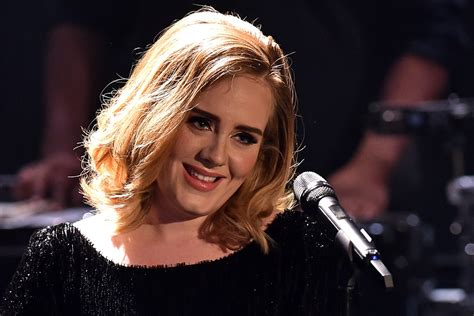 Adele Will Perform At Ceremony Before