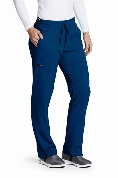 Waist Anatomy Spandex Stretch Pocket Pant Cargo
