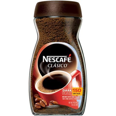 Top us coffee bean brands | best american coffee beans. NESCAFE CLASICO Instant Coffee 10.5 oz. Jar - American Food Store