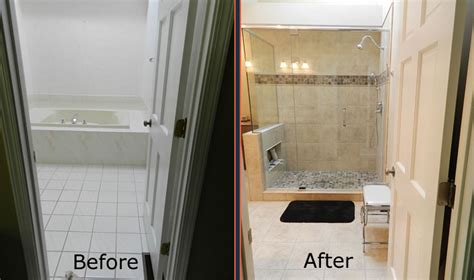 how to convert tub into shower tub to shower conversions naperville il tried true