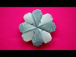 Geld Falten Blume Rose Anleitung : geldscheine falten kleeblatt blume diy origami geld ~ Lizthompson.info Haus und Dekorationen