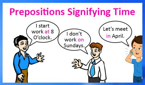 prepositions signifying time definition types examples