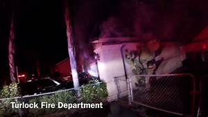 Detached Garage Fire On 6-11-2017