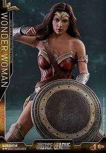 Justice League Movie  6 Scale Series Hot Toys Movie Masterpiece